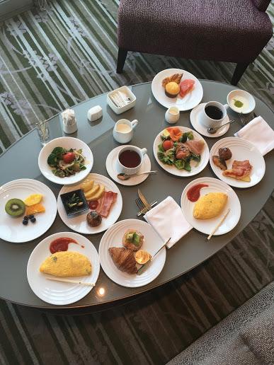 【大阪天王寺駅に直結するあべのハルカスの上層階に位置する便利なロケーションホテル】Osaka Marriott Miyako Hotel ①