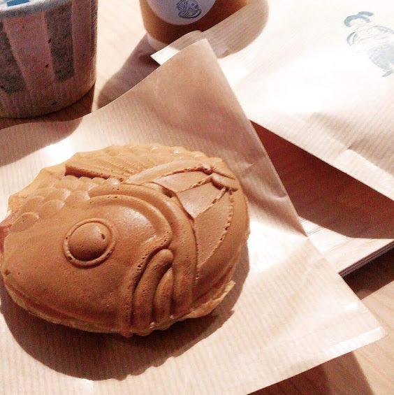 【天草の老舗たいやきが復活!インスタ映えのまーるいたいやきのお店】 あまいろコーヒーとたい焼き