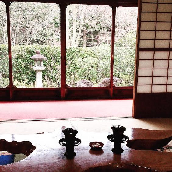 【豊臣秀吉の正室ねねが晩年を過ごした圓徳院に、「AMEX京都特別観光ラウンジ」があります】アメリカンエクスプレスゴールド会員専用ラウンジ