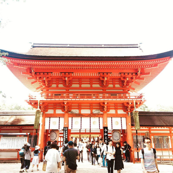 【京都で最も古い神社の一つ!世界遺産にも登録されている神社へ参拝】下鴨神社(しもがもじんじゃ)
