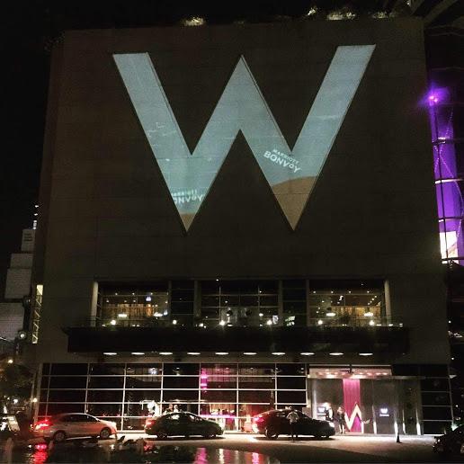 【バンコクチョンノンシーにあるスターウッドグループのデザイナーズ5星高級ホテル】W Hotel Sathorn Square(ダブリューホテル)