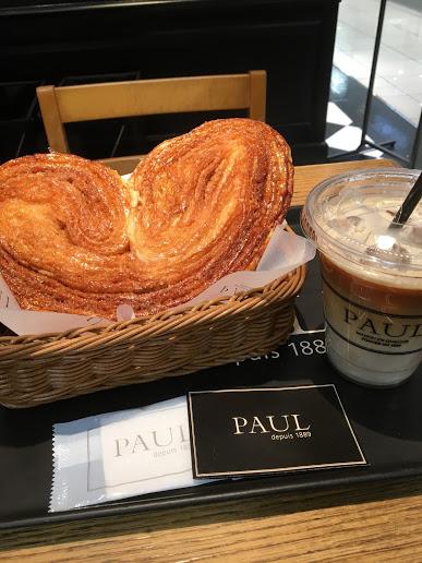 【フランス直輸入小麦を主に使ったお洒落なパン屋さん】PAUL(ポール)京都大丸店