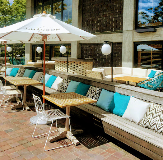 【京都岡崎のテラスがあるお洒落カフェでモーニング】 Kyoto Modern Terrace (京都モダンテラス)