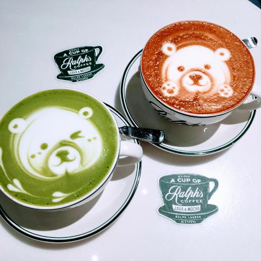 【京都BAL、関西初のラルフローレンカフェ🐻】Ralph's Coffee Kyoto