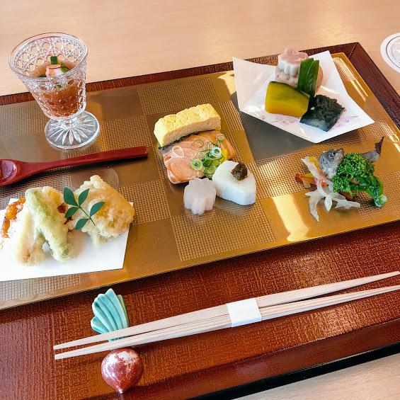 【グランドプリンスホテル京都で和食ランチ】日本料理宝ヶ池