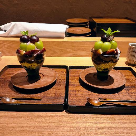 【京都高島屋にできた老舗料亭「菊乃井」の人気のカフェ】無碍山房 Salon de Muge